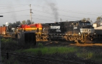 16T with KCS 4114 in the consist